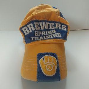 Milwaukee Brewers Spring Training cap